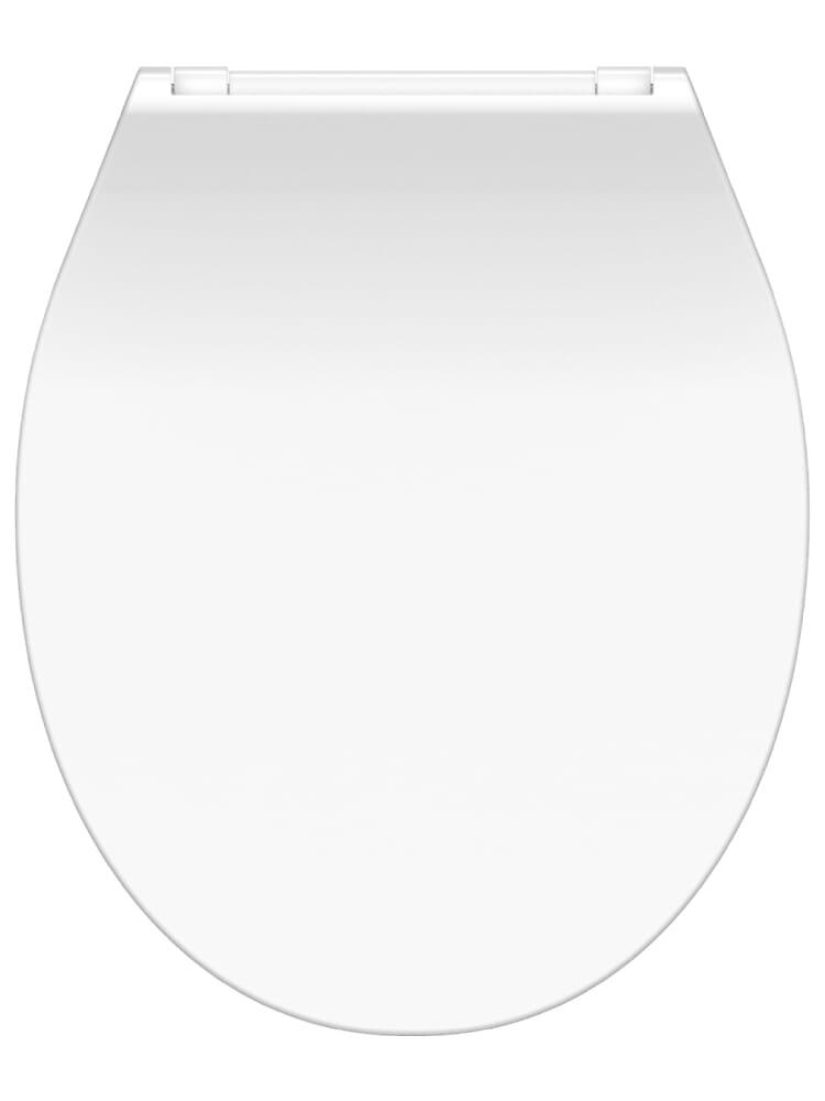 Voorbeeld dunne toiletzitting